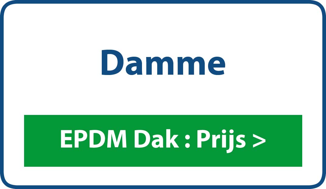 EPDM dak Damme
