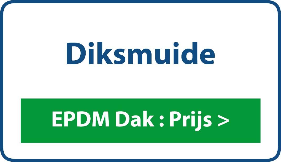 EPDM dak Diksmuide