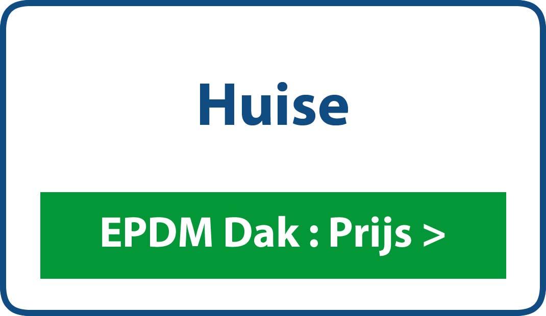 EPDM dak Huise