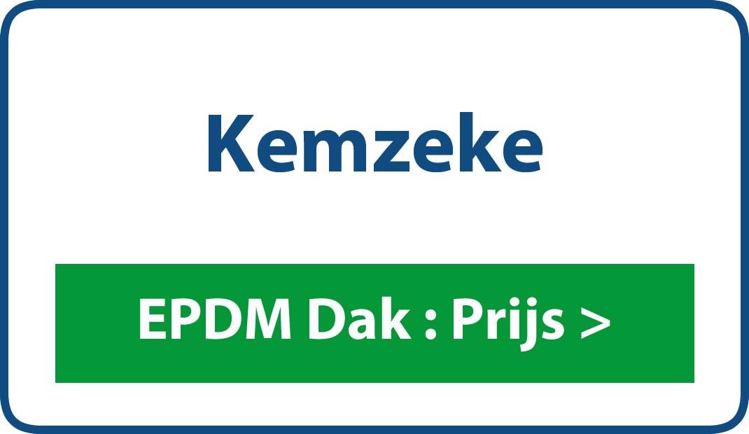 EPDM dak Kemzeke