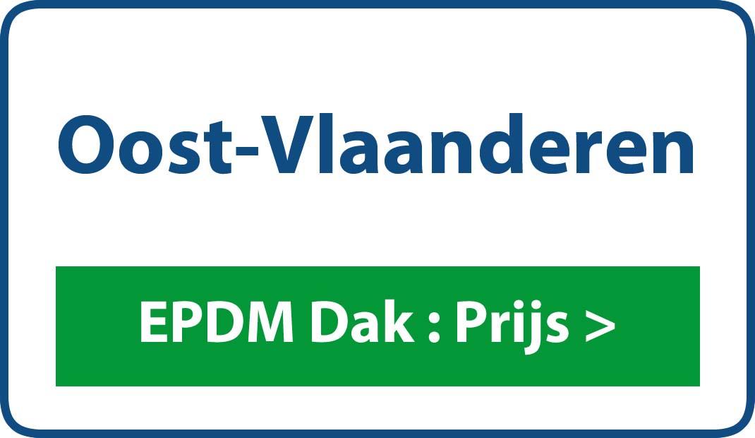 EPDM dak Oost-Vlaanderen