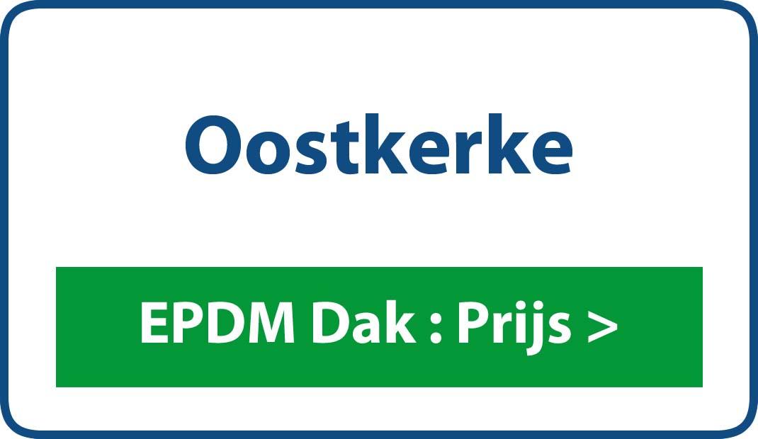 EPDM dak Oostkerke