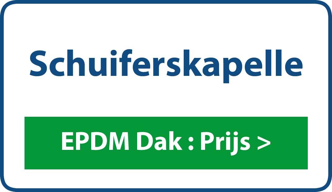 EPDM dak Schuiferskapelle