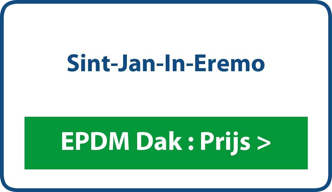 EPDM dak Sint-Jan-In-Eremo