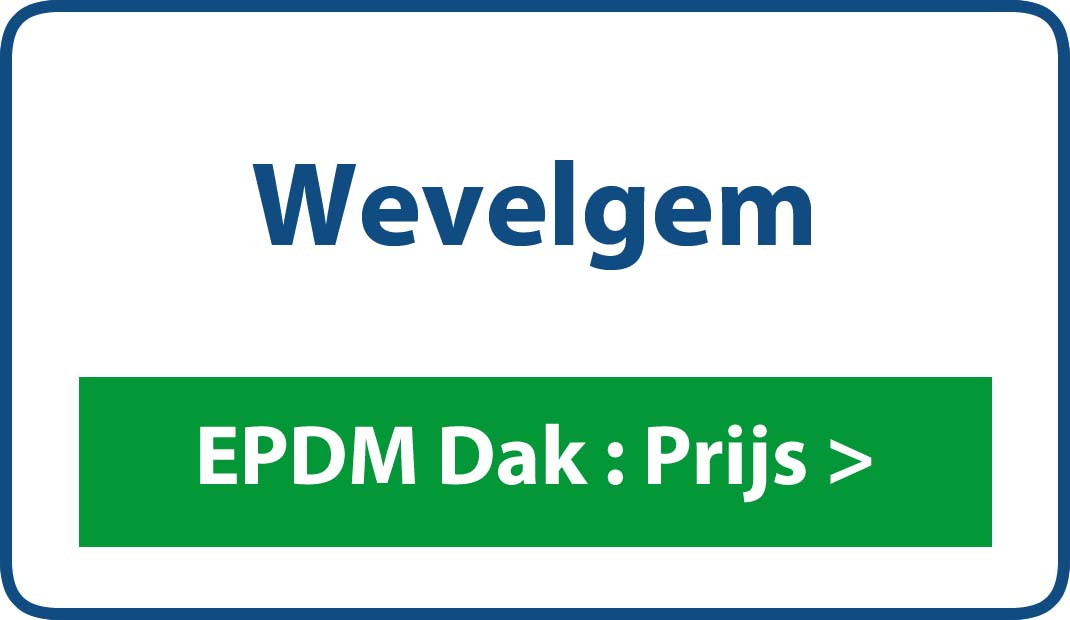 EPDM dak Wevelgem