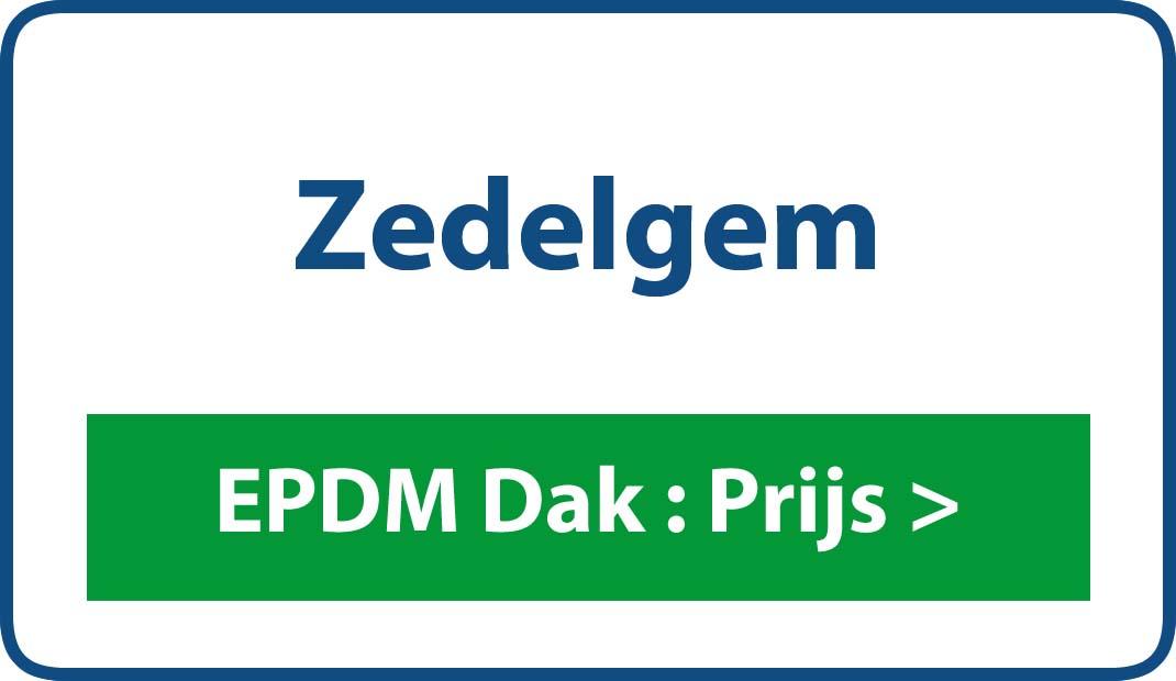 EPDM dak Zedelgem
