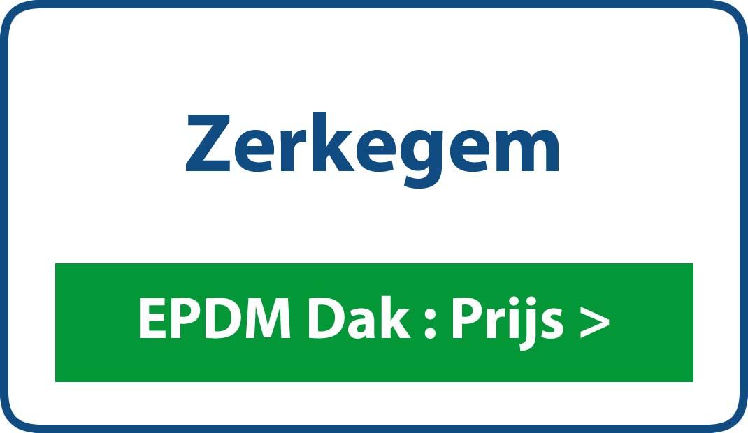EPDM dak Zerkegem