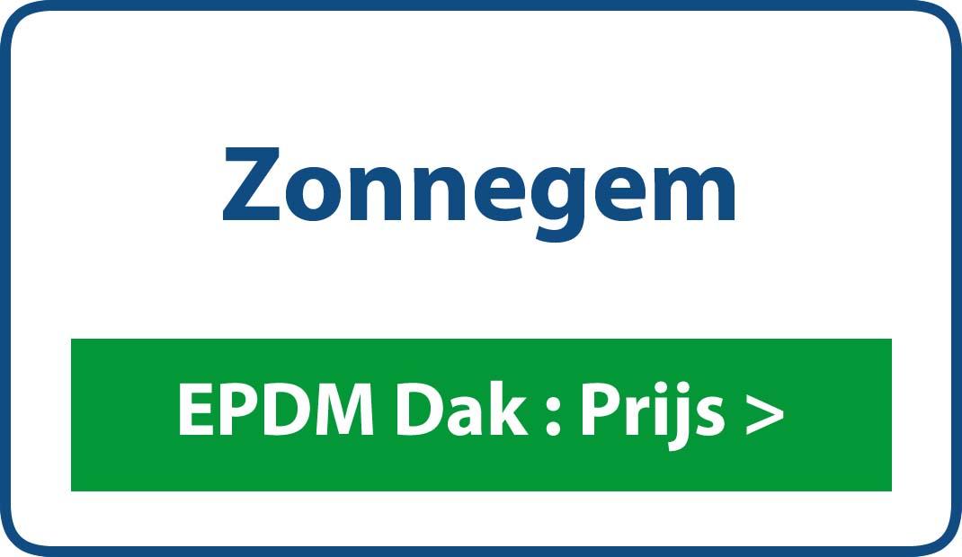 EPDM dak Zonnegem