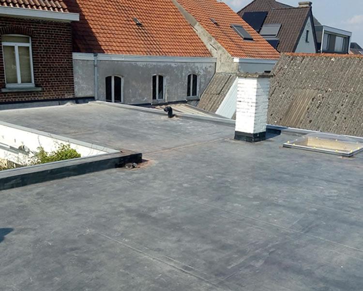 EPDM dak renovatie