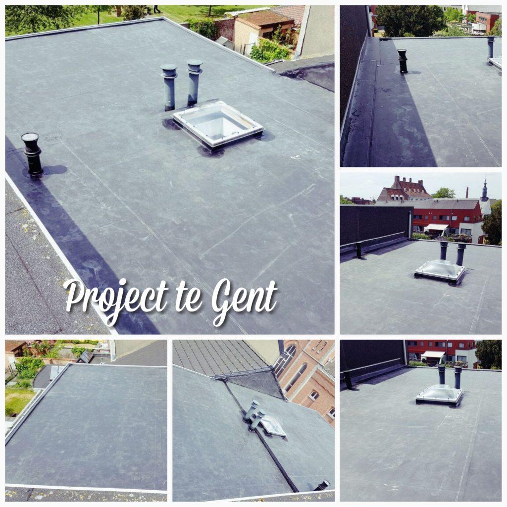 EPDM dakbedekking Gent Oost Vlaanderen